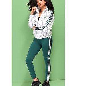 Adidas leggings and jacket set
